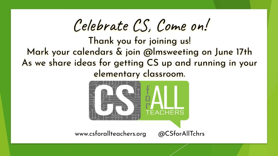 Getting CS up and running in your classroom
