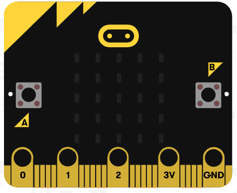Image of a microbit