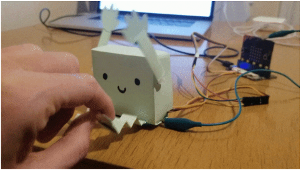 Tickle Bot